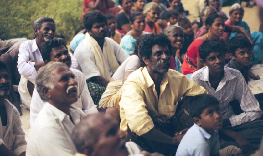 Hamid foi transformado pelo Evangelho e agora ajuda a transformar vidas. (Foto: Reprodução).