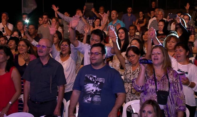 Halel Fest em 2016. (Imagem: Youtube)