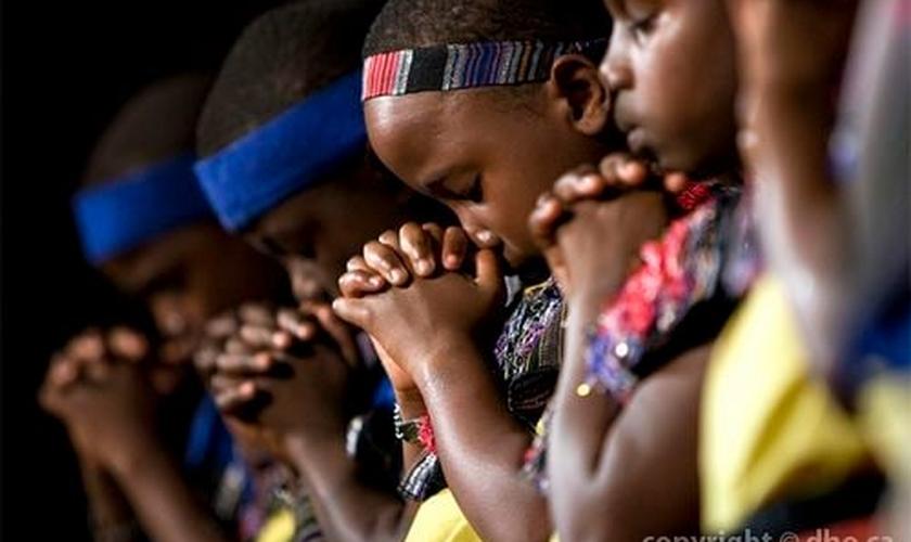 A gratidão é agradável não somente a Deus, mas também à saúde do corpo. (Foto: Reprodução)