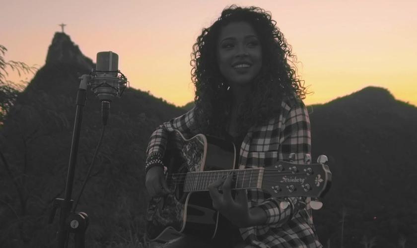 O álbum tem participação de Fernandinho e o rapper americano Twyse. (Foto: Divulgação).