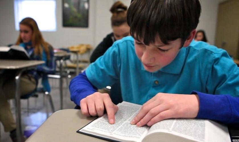 Projeto de Lei poderá incluir leitura bíblica obrigatória nas escolas. (Foto: Brainerd Hills Baptist Church)