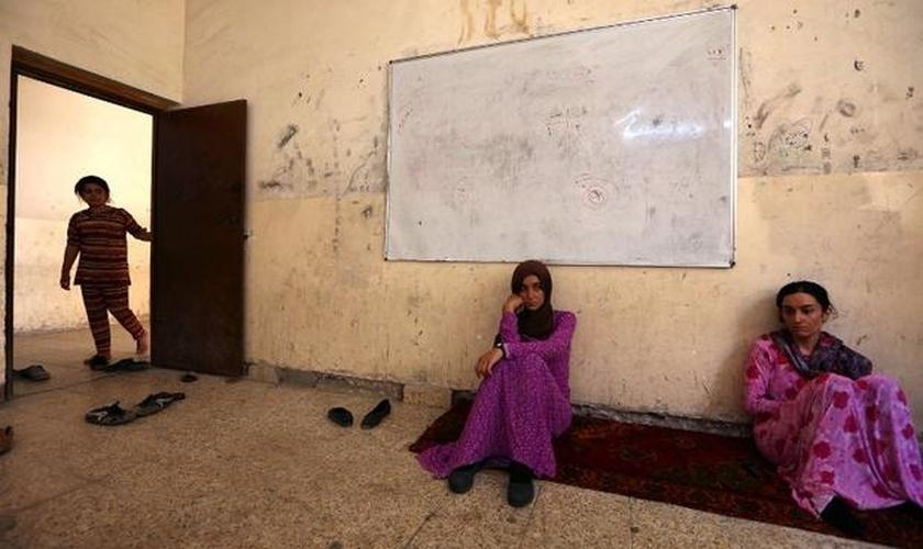 Imagem ilustrativa. Mais de 700 cristãs são estupradas e forçadas ao casamento muçulmano todos os anos. (Foto: Reprodução)
