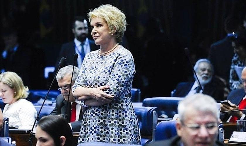 Senadora Marta Suplicy. (Foto: O Globo)