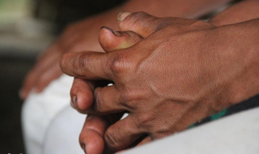 Jovial Balanta foi preso por pregar o Evangelho e converter indígenas ao cristianismo. (Foto: Reprodução).