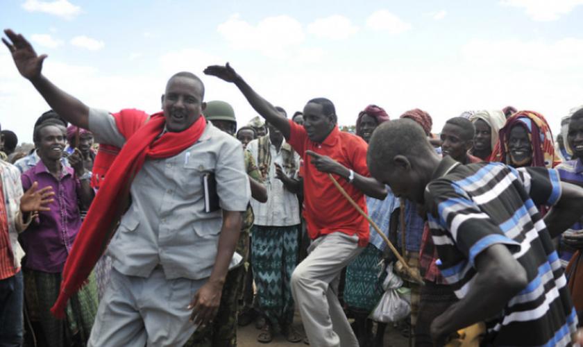 A Somália é o segundo pior país para um cristão viver. (Foto: Reprodução).