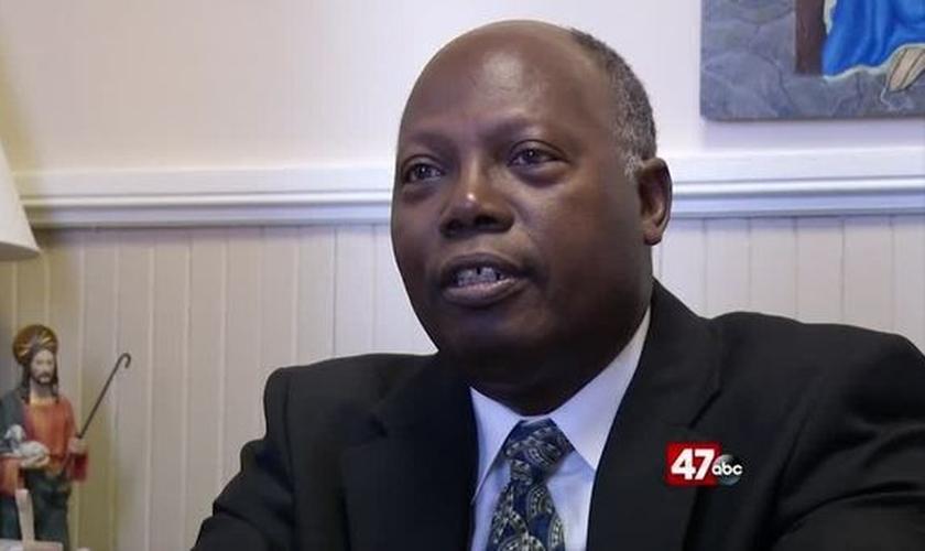 Pastor Julius Zant é líder da Igreja Apostólica Nova Vida, em Maryland. (Foto: ABC 47)