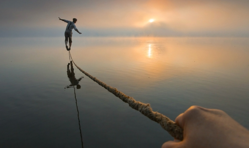Corda da Eternidade. (Foto: Todah Elohim)
