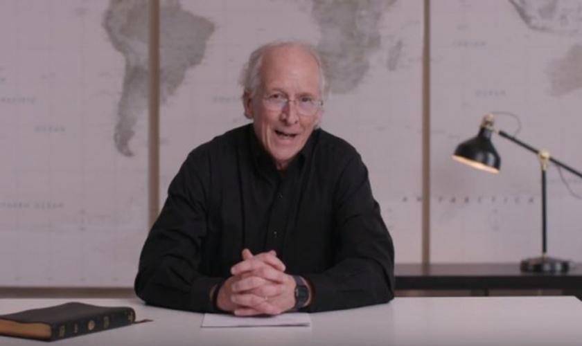 John Piper alertou sobre a importância da meditação sobre a Bíblia para um testemunho profundo sobre Cristo ao mundo. (Imagem: Youtube)