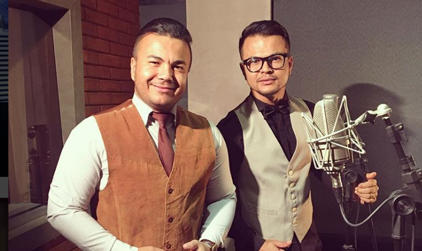 A dupla tem sucessos na voz de Damares, Lauriete e Flordelis. (Foto: Reprodução).
