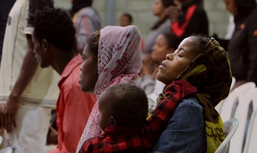A Etiópia é atualmente o 29º país com maior índice de perseguição religiosa em todo o mundo. (Foto: World Watch Monitor)