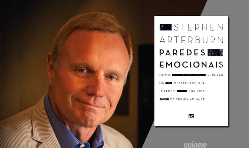 Paredes emocionais é um manual seguro e prático, indicado para todos. (Foto: Divulgação).
