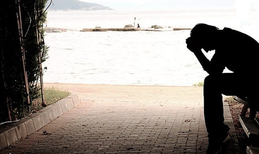 Depressão. (Foto: O Nortão)