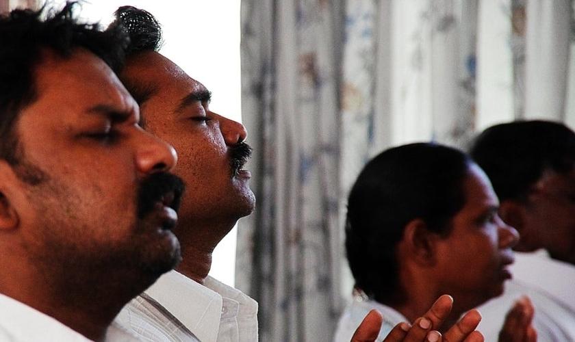 A Índia atualmente ocupa o 11º lugar no ranking de países com maiores índices de intolerância religiosa, listado pela Missão Portas Abertas. (Foto: In Touch International Mission)