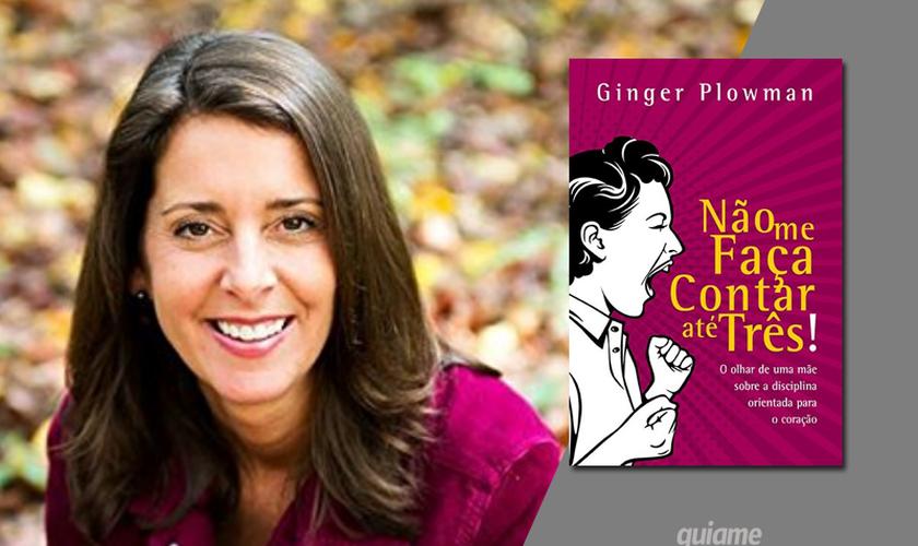 Ginger Plowman, fundadora do ministério Preparing The Way, é autora de vários livros. (Foto: Divulgação).