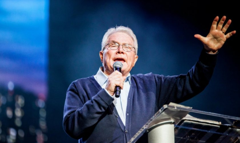 Luis Palau é um evangelista mundialmente conhecido. (Foto: Christian Post)