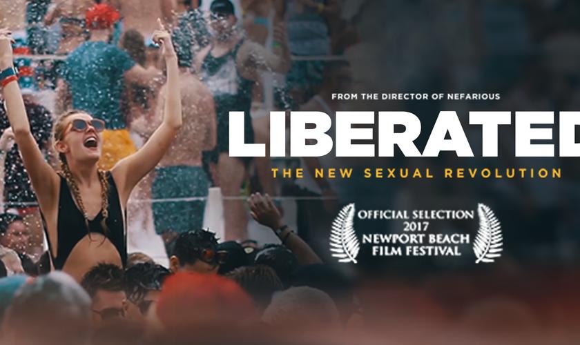 O filme ainda retrata o impacto que a indústria pornográfica está causando nesta geração. (Foto: Divulgação).