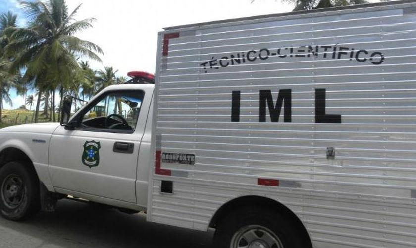 Homem foi assassinado em uma comunidade de Olinda. (Foto: Reprodução)