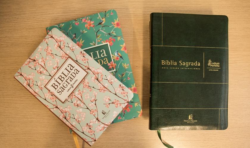 A nova Bíblia oferece uma leitura mais agradável pelo menor preço. (Foto: Guiame/Marcos Paulo Corrêa)