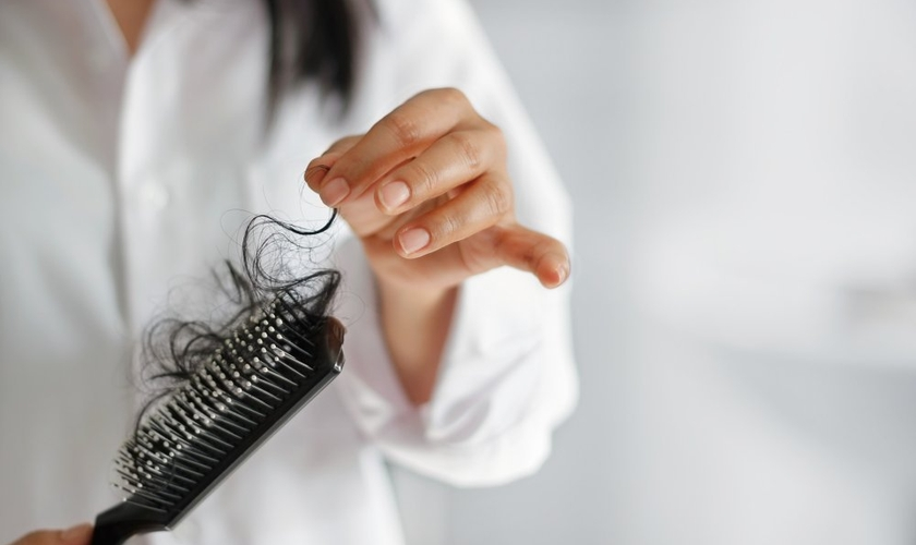 Em média, perdemos cerca de 80 fios de cabelo por dia. (Foto: iStock/Think Stock/Getty Images)