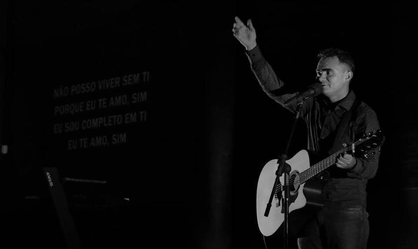 Armando ressalta que o projeto é uma homenagem a Jesus. (Foto: Reprodução).