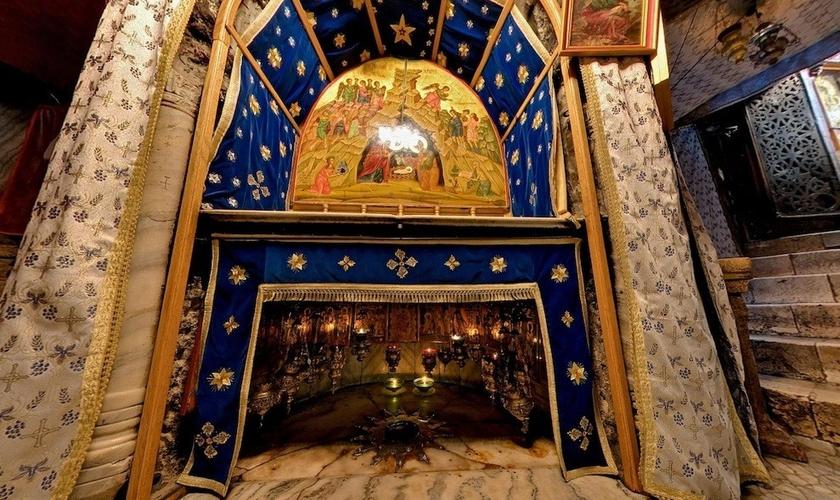 A Cripta da Sagrada Família foi declarada patrimônio mundial da Unesco. (Foto: Reprodução)