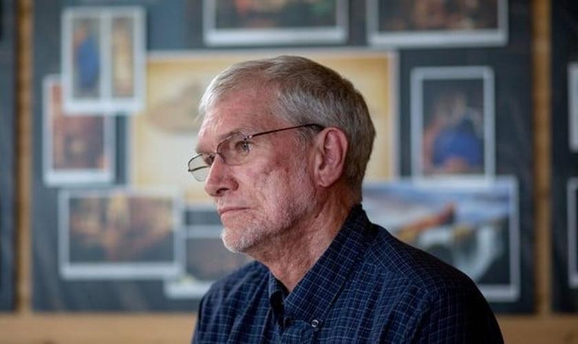 Ken Ham é um cientista cristão e fundador do Museu da Criação, nos EUA. (Foto: The New York Times)