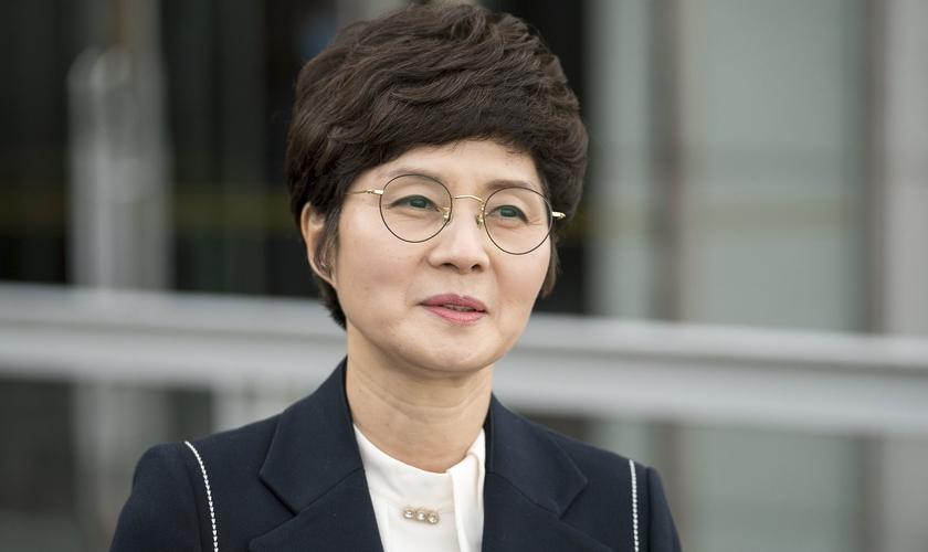 Kim Hyon-hui foi espiã da ditadura comunista norte-coreana nos anos 80. (Foto: NBC News)