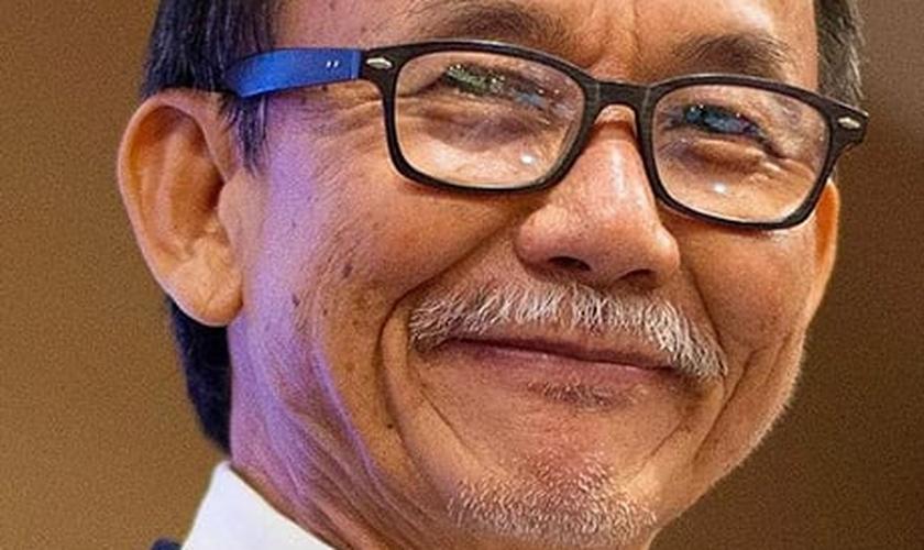 O pastor Raymond Koh foi sequestrado perto de sua casa em Petaling Jaya, no oeste da Malásia. (Foto: Change.org).