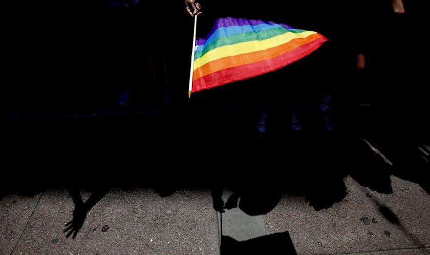 Imagem ilustrativa. Homossexual se rende a Jesus através de amiga ex-lésbica. (Foto: Sarah Rice/Getty Images)