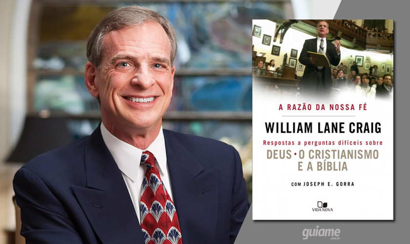William Lane Craig é um filósofo cristão e renomado apologista. (Foto: Divulgação).
