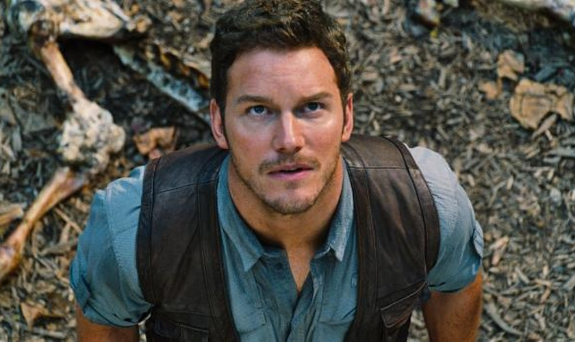 "Chris Pratt atuou no filme ""O Mundo dos Dinossauros"". (Foto: itpro.co.uk)"
