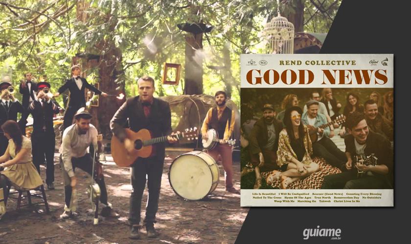 """""""Good News"""" chegou a ser o terceiro disco mais baixado no iTunes, no final de janeiro. (Foto: Divulgação)."""