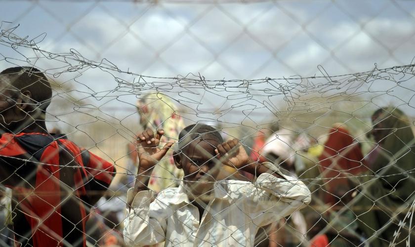 O governo local se encontra incapaz de impedir e interromper as atrocidades realizadas contra os cristãos. (Foto: Reprodução).