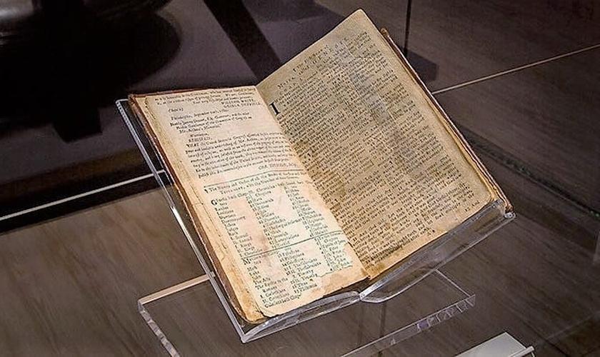 Museu da Bíblia expõe exemplares históricos. (Foto: museumofthebible.org)