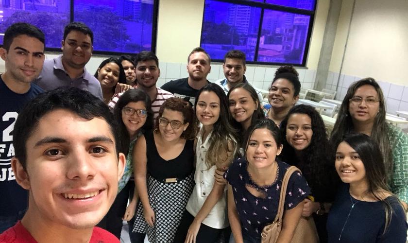 O ministério Vidas para Cristo tem vários núcleos em Fortaleza. (Foto: Reprodução).