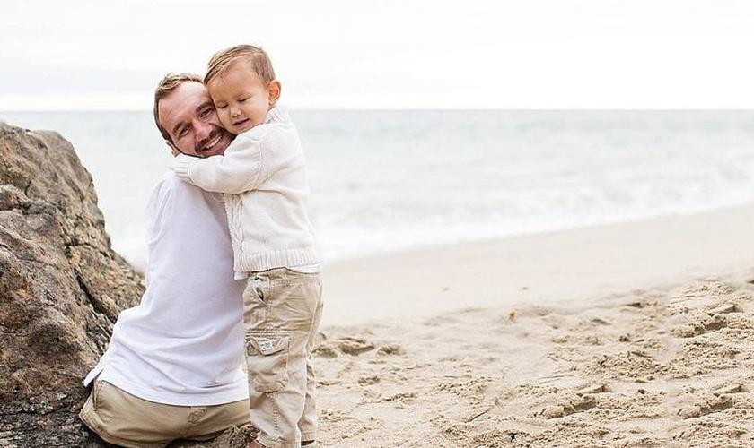 Nick Vujicic é casado e pai de quatro filhos. (Foto: visie.eo.nl)