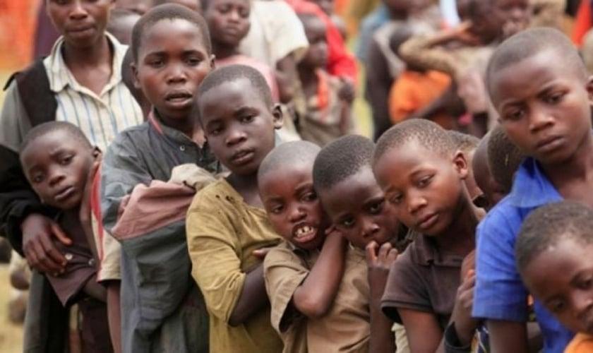 O sacrifício de crianças em Uganda se tornou uma prática comum entre os feiticeiros, para alcançar riquezas. (Foto: Reuters)