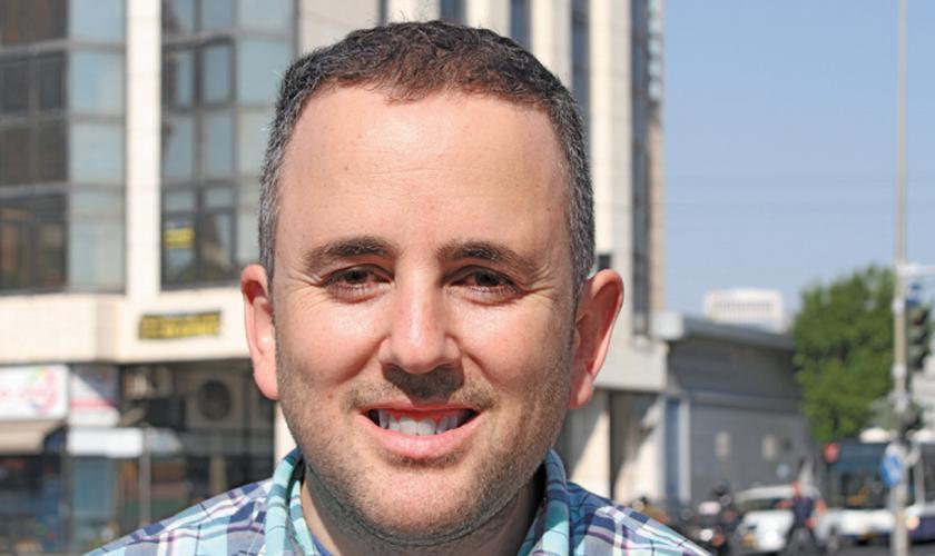 O militar Yonatan Perry teve um sonho com Jesus e experimentou um livramento. (Foto: Maoz Israel Report)