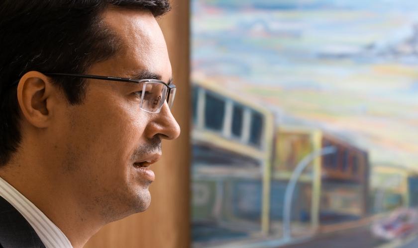 Deltan Dallagnol, procurador da força-tarefa da Operação Lava Jato. (Foto: Theo Marques/Estadão)