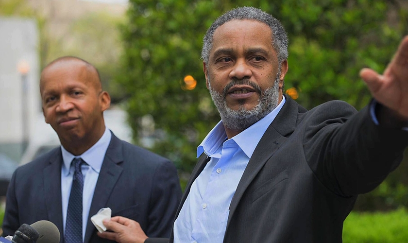 Anthony Ray Hinton teve a condenação revogada em 2015 pela Suprema Corte dos EUA. (Foto: Equal Justice Initiative)