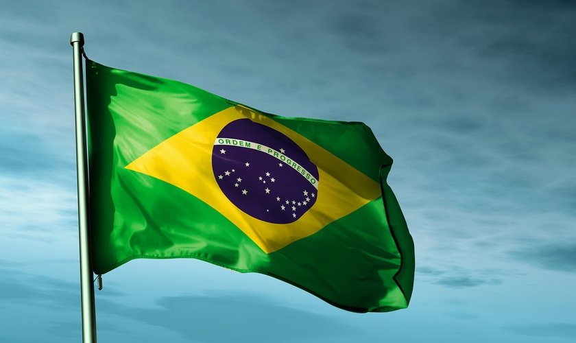 Bandeira do Brasil. (Foto: Getty)