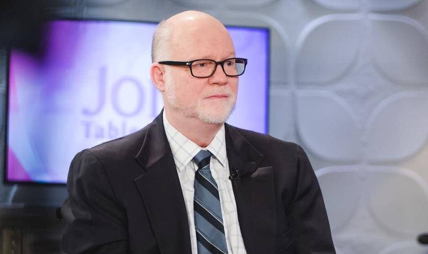David Kyle Foster é pastor e CEO da Pure Passion Media. (Foto: Reprodução).