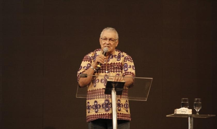 O pastor Paulo passou mais de quatro anos preso, mas se converteu após ser libertado. (Foto: Arquivo de Ministério).