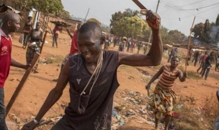 O governo nigeriano decidiu não comentar os ataques para não chamar a atenção da mídia. (Foto: Reprodução).