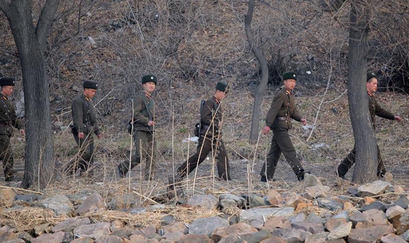A Coreia do Norte é o país que mais persegue cristãos no mundo. (Foto: Reprodução)