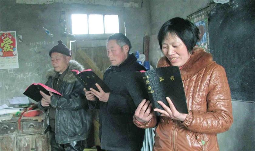 Cristãos têm reagido com fé à crescente perseguição na China. (Foto: iCommitToPray)