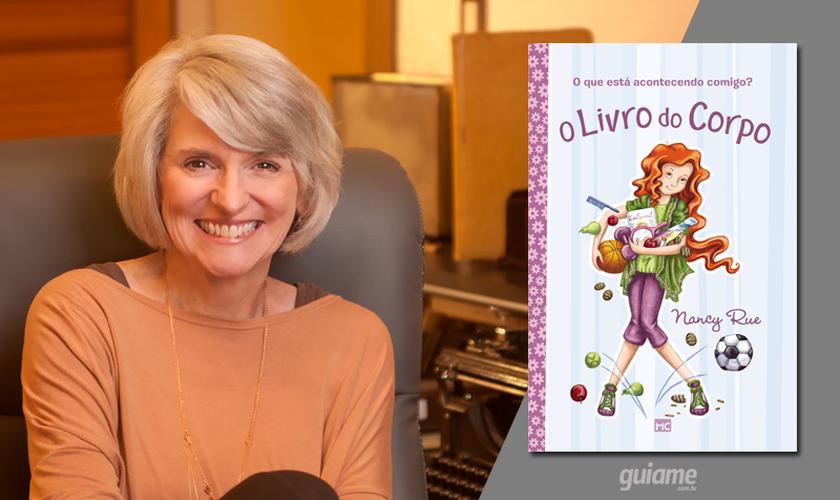 A autora traz dicas para o período em que as meninas mais precisam de uma conselheira, a puberdade. (Foto: Divulgação).