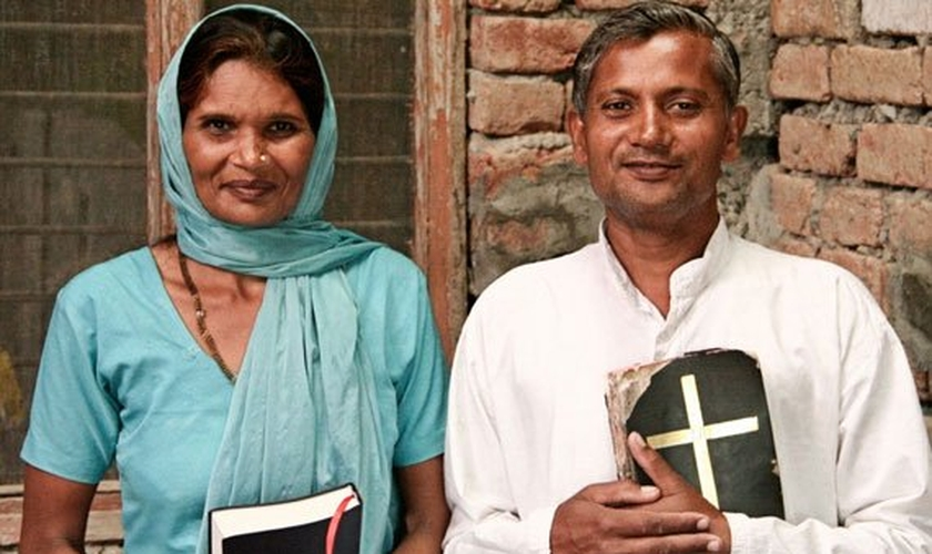 Governo da Índia considera cristãos uma ameaça à harmonia do país. (Foto: Reprodução).
