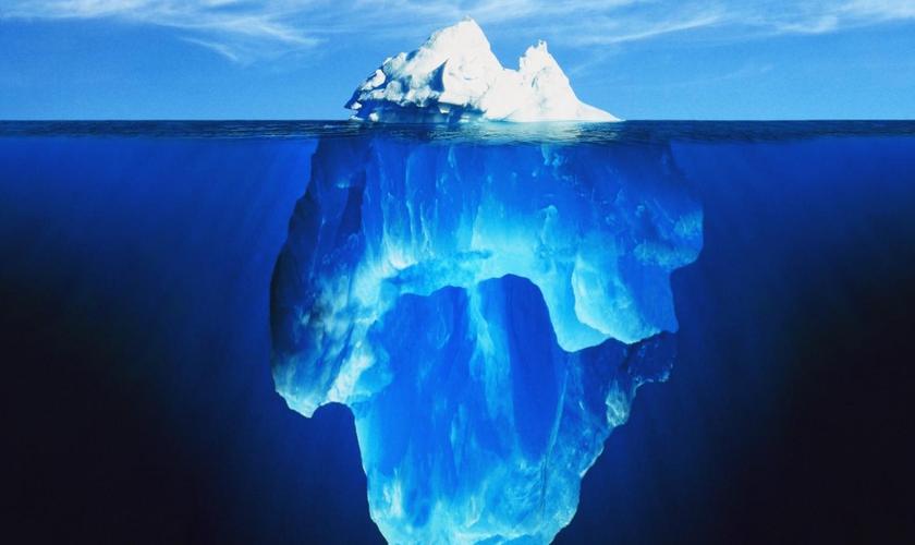 Iceberg. (Foto: Valhalla Mind)
