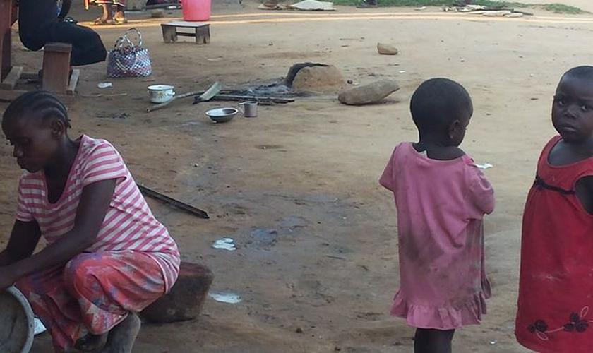 Ramona teve de fugir para a casa de sua irmã, que também era cristã. (Foto: Reprodução).